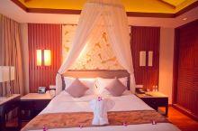 酒店以东南亚和羌族主题元素的园林度假酒店,富丽堂皇的灯光,很暖很舒适,让我坐了一的车,感觉放松了许多