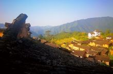 素有高山秘境之称的庆元县五大堡乡西川村一片寂静,村内大多是留守老人,长久地没人居住,很多泥土房多有破