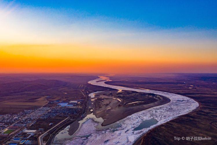 呼瑪河口景區