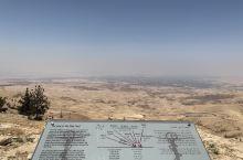 尼波山——是约旦非常值得敬畏的圣地之一,这里是摩西升天之地。巨大的钢制盘蛇十字架,象征着摩西行神迹的