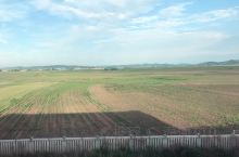 东北伊通的蓝天绿地空气清新