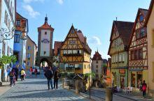 历史古城,童话世界。