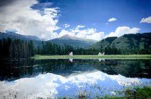 D8 喀纳斯(蒙古语, 意为美丽而神秘的湖) 喀纳斯一年四季变换着不同的色彩,当然,最美还是秋天:湖