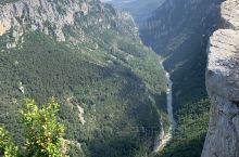 凡尔登大峡谷