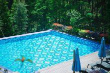 无边泳池很漂亮呀! 好天气,随便拍都很美的酒店。 房费包吃早餐和晚餐。吃好玩好准备回家啦!