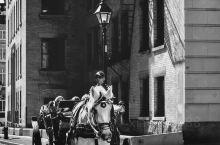 #网红打卡地#慢游蒙特利尔老城,细品法式浪漫  蒙特利尔老城是蒙特利尔旅游的主要景点,位于劳伦斯河畔