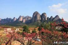 南武当山丹霞旅游景区自然风光简介   南武当山位于江西最南端的龙南县武当镇,景