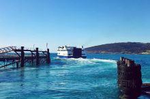 潘尼萧 Penneshaw 是南澳袋鼠岛上第二大的城镇,位于岛东端达德利半岛 Dudley Peni