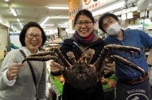 2017年9月份的钏路、阿寒湖之旅,帝王蟹吃到腻,还有大补的梅花鹿烤肉。