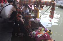 在这里可以吃到泰国的街边小吃还有特色的美食!