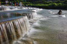 浙北大峡谷的景溪村