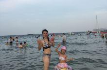 烟台养马岛~ 清澈的海水~干净的心灵~ 来吧,放空~放松~放飞~