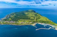 徜徉鸟类的天堂--天卖岛 天卖岛位于日本最北边,这是一个非常特别的岛,虽然岛上的面积并不大,差不多只