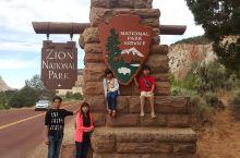 美国西部自驾游之大峡谷国家公园&锡安国家公园