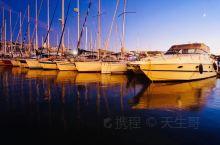 在巴黎中转直接到了马赛,拜访了达飞海运总部,马赛旧港美丽的夕阳顿时将疲惫一扫而光 一直呆很喜欢这样说