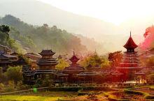 肇兴侗寨————一个听了心动,游了情动的地方。