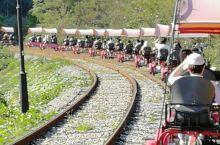 江村铁路自行车 在首尔体验江村铁路自行车,穿山越岭的同时欣赏波光粼粼的汉江。
