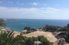 城头变换大王旗,阿利坎特,地中海的微风,领主的古堡