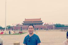 库存的照片,去年7月份和老婆去的北京,第一站就是早起看升旗仪式,结果人太多又去的稍稍迟了点没看上,就