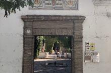科尔多瓦宫的花园
