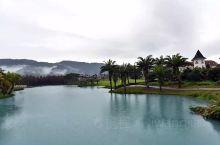 云山水,虽然是人工景点,但确实很美!人生梦想就是能拥有这样一间湖景别墅