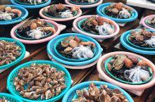 好多圈友好奇,我们在扎嘎其市场买的海鲜是怎么处理怎么吃的,来来来,揭秘给你们看看![得意]