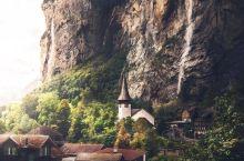 瑞士因特拉肯小镇,静谧的北欧乡村生活[爱你]