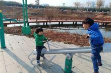 霸王河公园