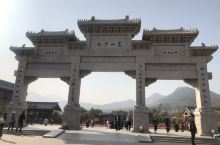 感觉少林寺很小,不到中岳庙的一半。到这里来可能主要是情怀,实际是真没什么可看的。商业化气息还行,可能