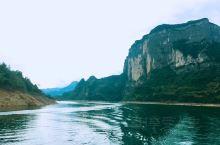 清江最美河段—清江大峡谷