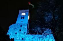 斯洛文尼亚首都.卢布尔雅娜城堡