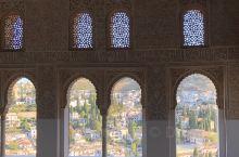 阿尔汗布拉宫pt1