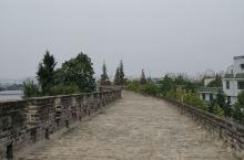 襄阳古城墙,郭靖率领将士抵抗侵略,历史仿佛就在眼前!