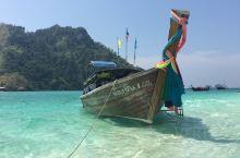 泰国甲米普吉岛和斯米兰