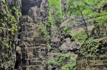 河北野三坡百里峡景区