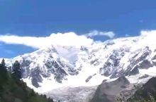 迟到的旅拍——西藏去多少次都不嫌多。 帅气的儿子在米堆冰川下戏水。。。