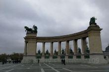 匈牙利英雄广场 布达佩斯·佩斯州