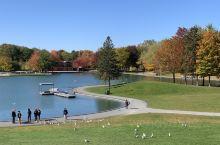 加拿大蒙特利尔皇家山公园—同出于知名设计师之手,几乎与纽约中央公园同样有名的皇家山公园,它不仅仅是一