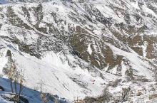 这才2000多米高,有这么多的积雪,又是在非洲。