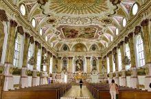 少有的二层教堂,伯格塞尔教堂(市民会馆教堂,Bürgersaalkirche)自从1778年5月13