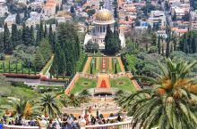 巴哈伊教的圣地,这座美丽的花园前后断断续续历时100年完工,现在俨然是以色列第三大城市海法的一张靓丽