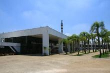 拉美博物馆不仅可以看到巴西的东西,也可以看到其他的美洲国家的艺术品