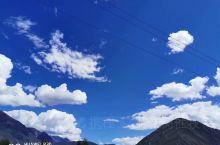 好美的天空
