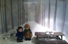 韩剧泰迪熊,猜得出几部? 韩剧看得少,仅猜出第一图:冬日恋歌 韩国泰迪熊博物馆位于济州岛中文旅游区,