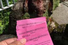WelcomeToDevi'sFalls[愉快]… 大卫瀑布也叫魔鬼瀑布和戴维斯瀑布。河流到费娃湖附