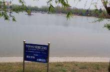东明县南华公园 这个地方位于县城东边,位置不错。。。空气质量很高。公园里的小房很多。感觉很好。。大人