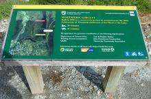Glenoechy Lagoon Walk:难度很低,建议逆时针走,全程为8字形,走小圈(即南圈)大