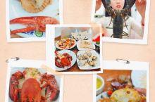 三亚海鲜/三亚旅行攻略/三亚美食 三亚一定要吃的店——花姐架川味海鲜。无意间经过这里,便被这里的人气