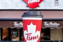 """加拿大国民咖啡ins大魔王""""小红杯""""   Tims是一家加拿大国民品牌,是北美超受欢迎的INS大魔王"""