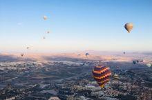 卡帕多奇亚·土耳其 在热气球上见证陌生人的幸福  来土耳其不能不去卡帕多奇亚,来卡帕多奇亚不能不上热